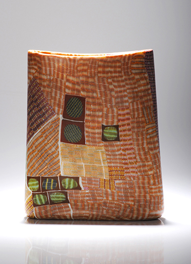 Textile 14 #9  by  Giles Bettison