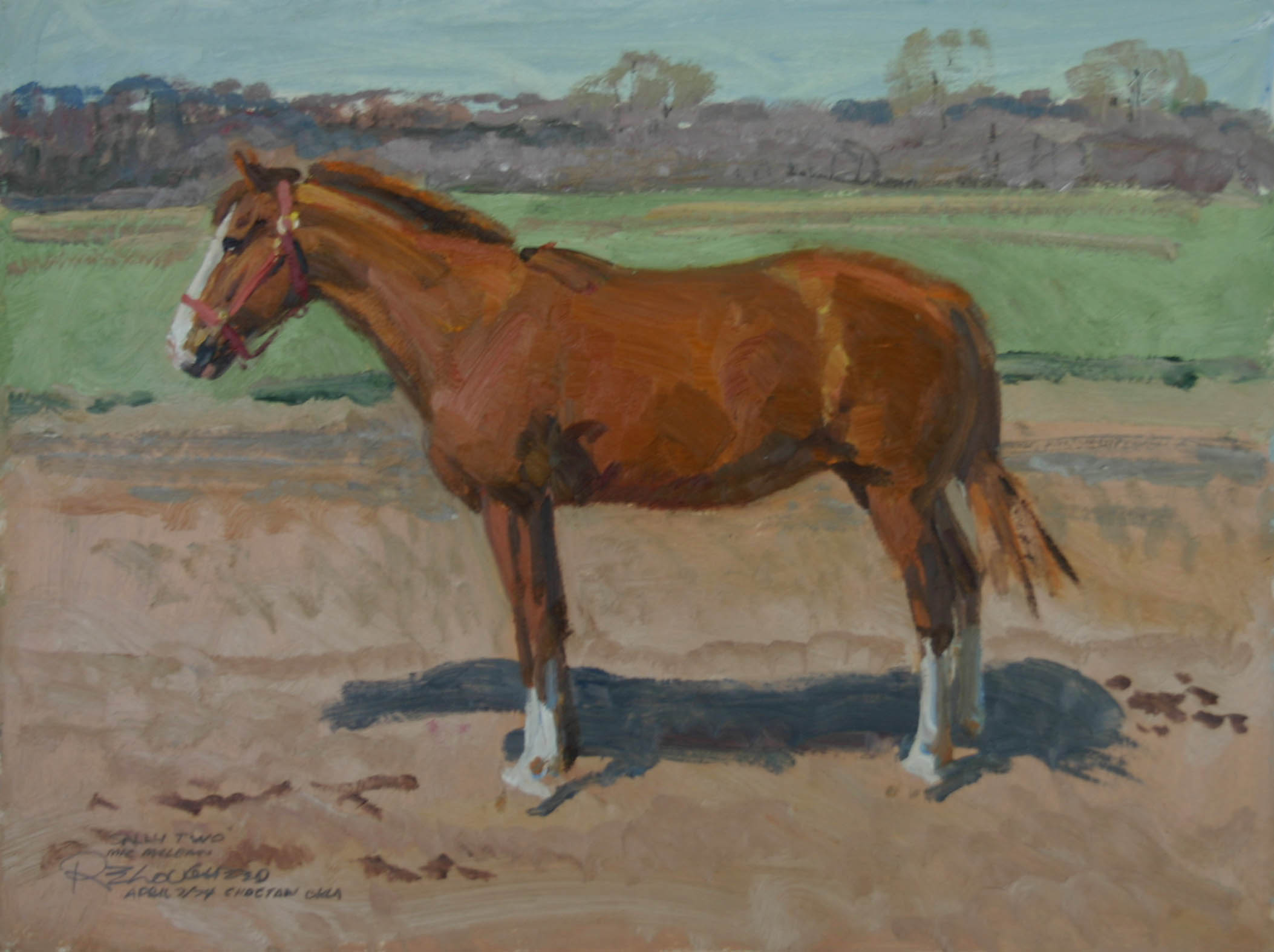 Sally Two by  Robert Lougheed - Masterpiece Online