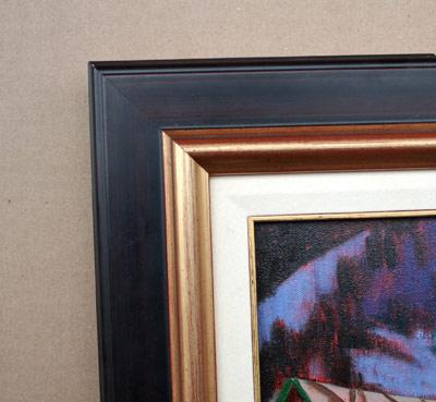 Black + ML & Filet 99... by  Encadrex   - Masterpiece Online