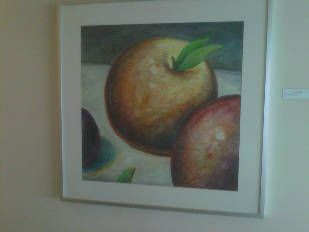 Red Apple by  H.E. Perse - Masterpiece Online