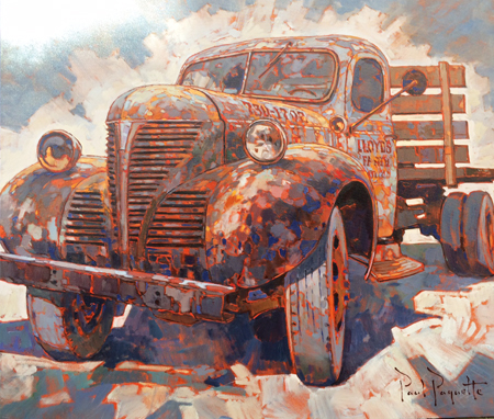 Old Friend by  Paul Paquette - Masterpiece Online