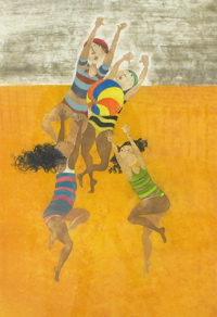 Beach (Ballon et Sole... by Ms. Graciela Boulanger - Masterpiece Online