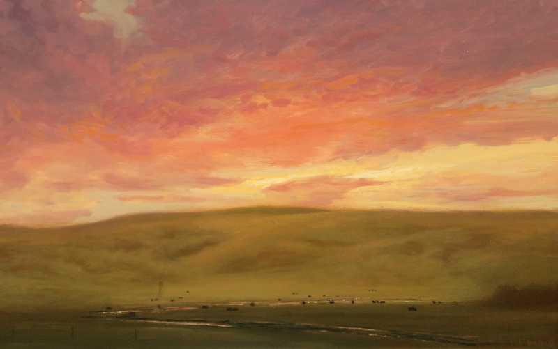 Sand Hills by  Raymond L. Knaub - Masterpiece Online
