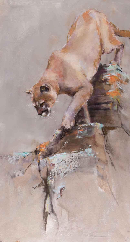 Heading Down by  Dawn Emerson - Masterpiece Online