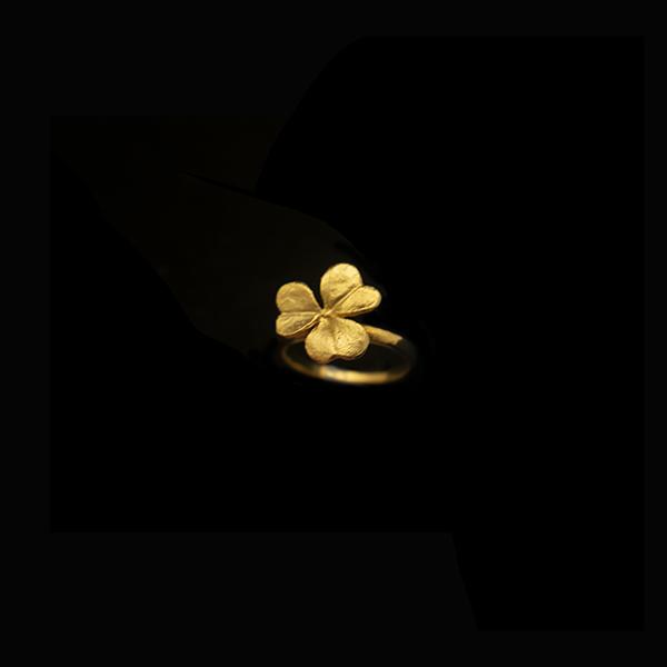 Clover - Adjustable Ring