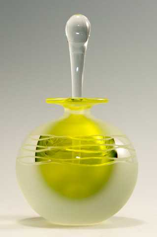 Perfume/Wave Olive by  Mary Angus - Masterpiece Online