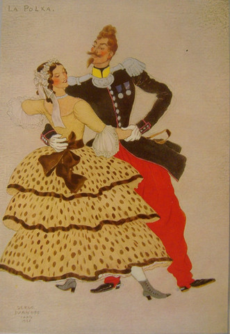 La polka by   Ivanoff - Masterpiece Online