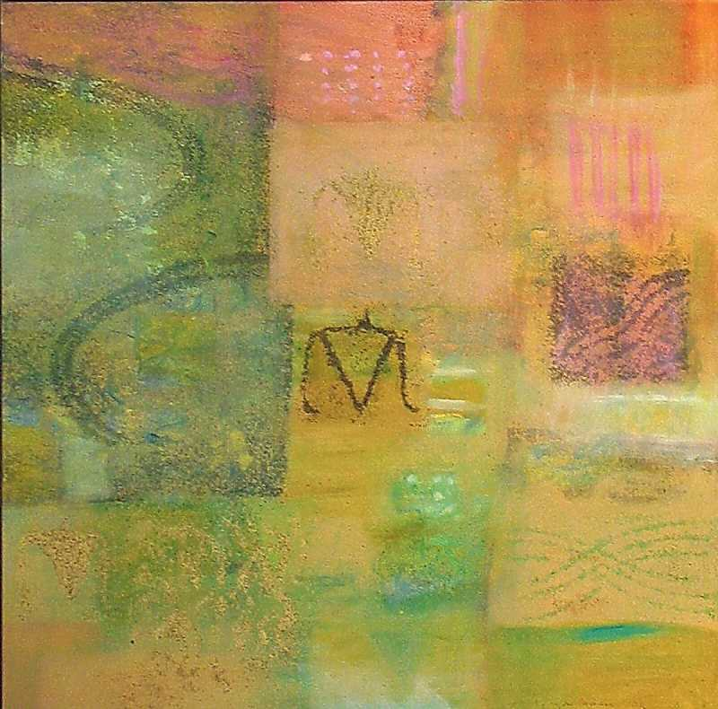 Center #2 (Of Triptyc... by  Phil Gallagher - Masterpiece Online