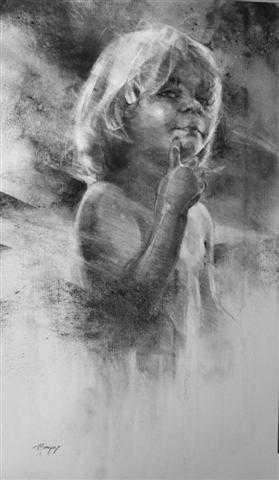 Hmmm! by  Michael Maczuga - Masterpiece Online