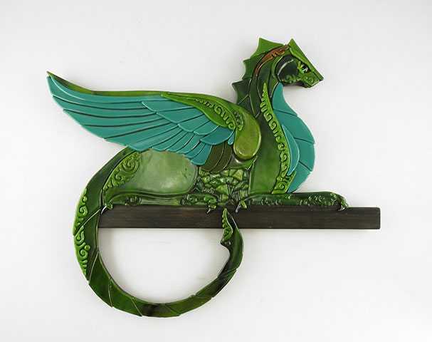 Dragon/Alerion by  Juli Hulcy - Masterpiece Online
