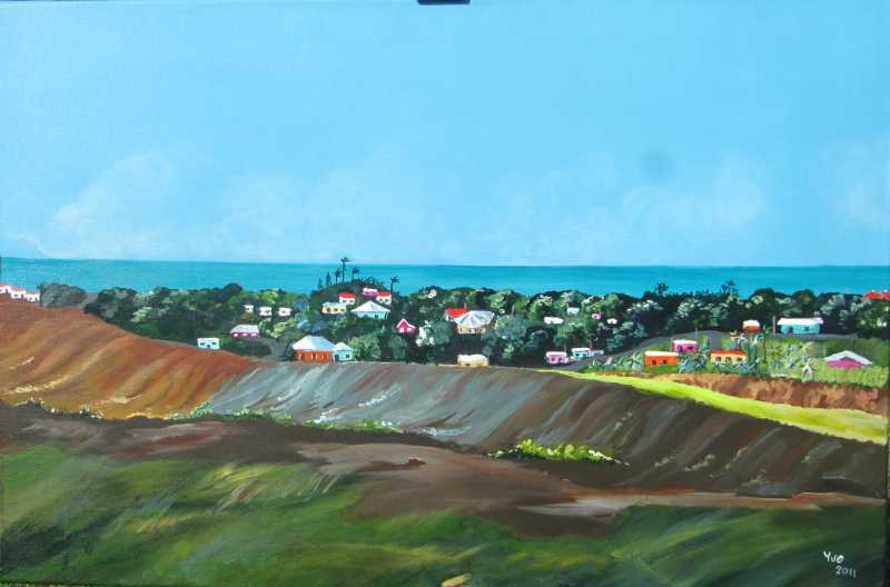 View From Uplands by Ms. Yve Poucet - Masterpiece Online