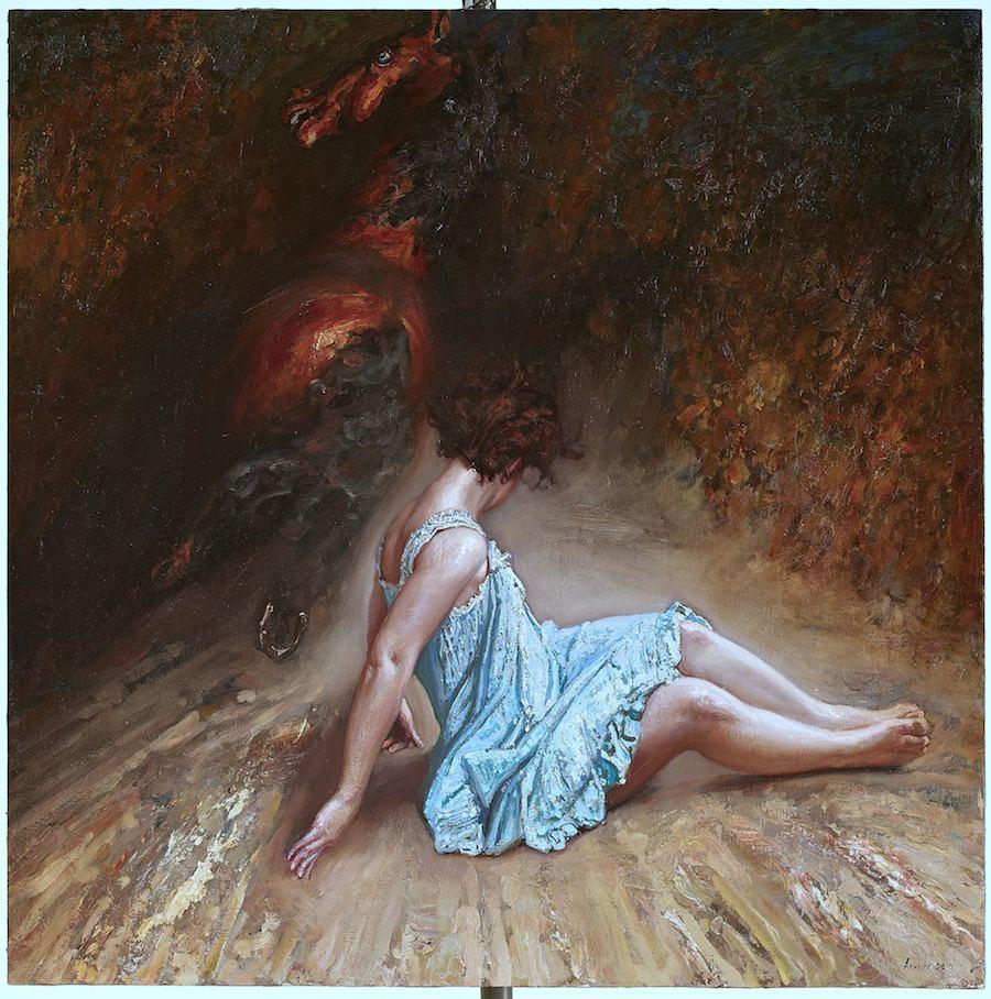 Nightmare by  Daud Akhriev - Masterpiece Online