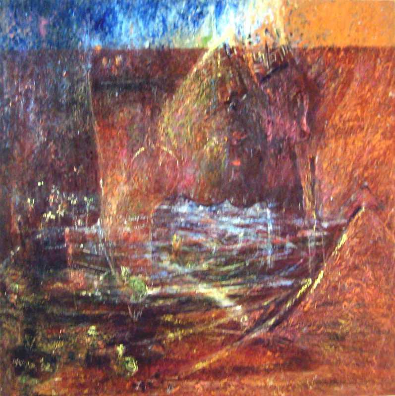 Dusk At The Pond by Mr. Patrick Mazola - Masterpiece Online