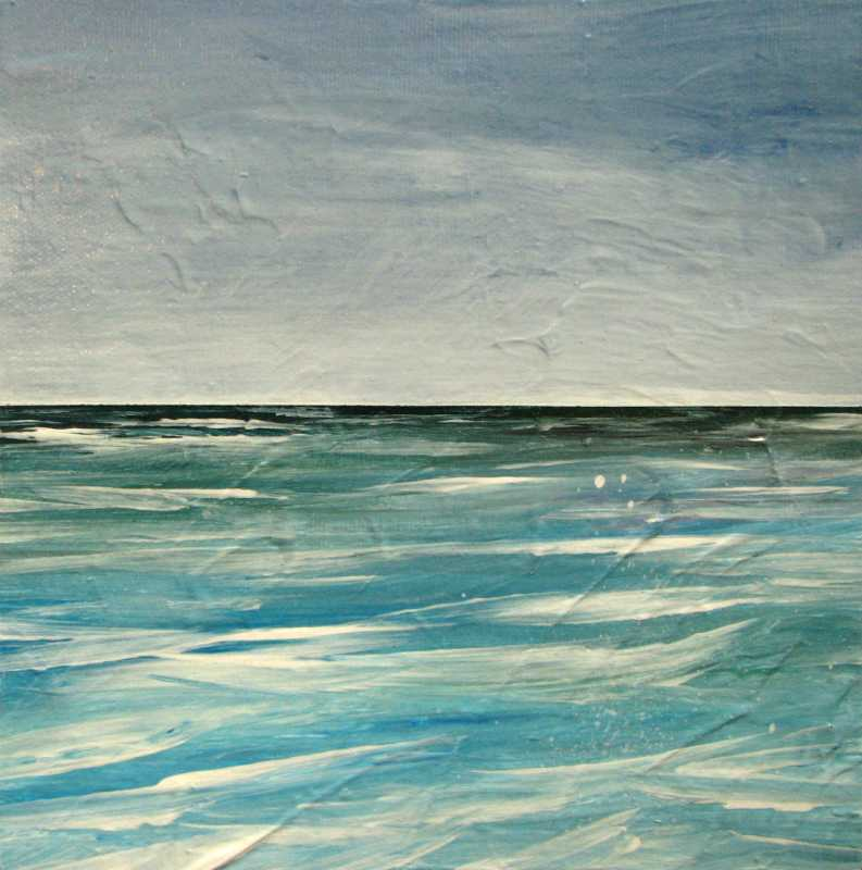Pacific Blues 8 by  Curt Ginther - Masterpiece Online