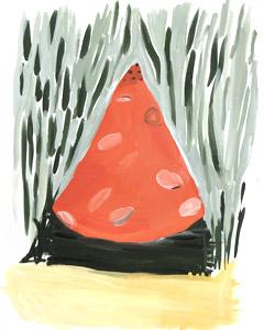 Mountain by  Maira Kalman - Masterpiece Online