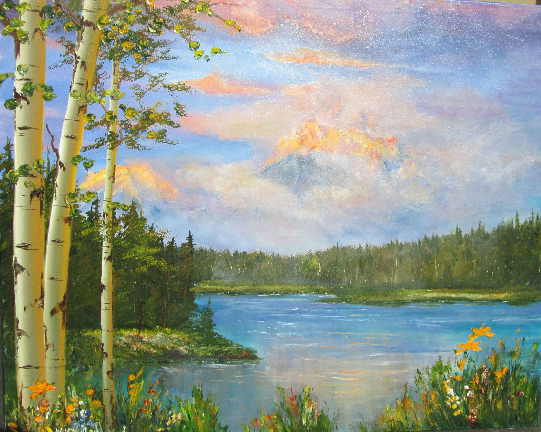 Serenity by  Katherine McNeill - Masterpiece Online