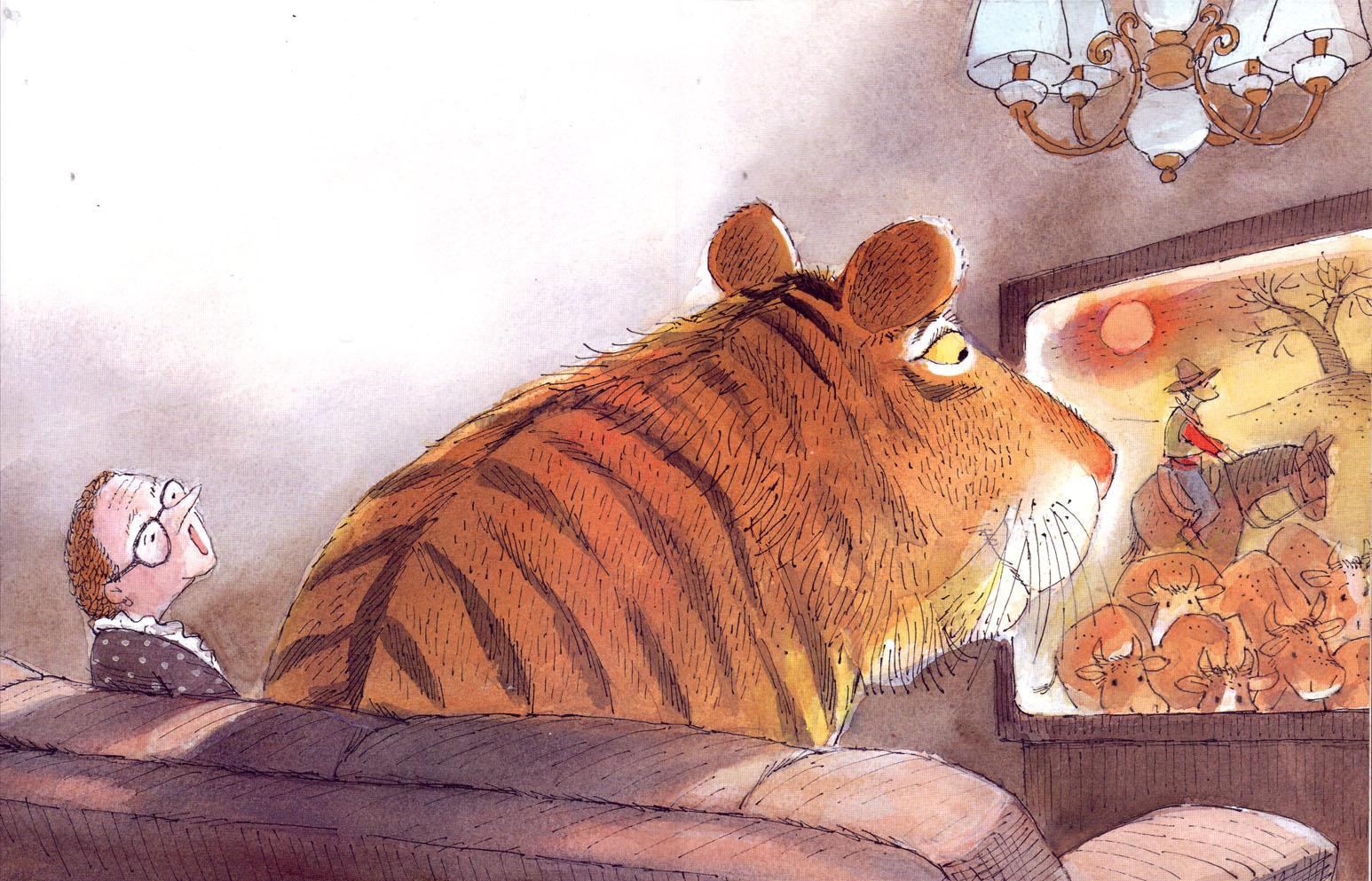 Cats are Cats 3  by  Valeri  Gorbachev