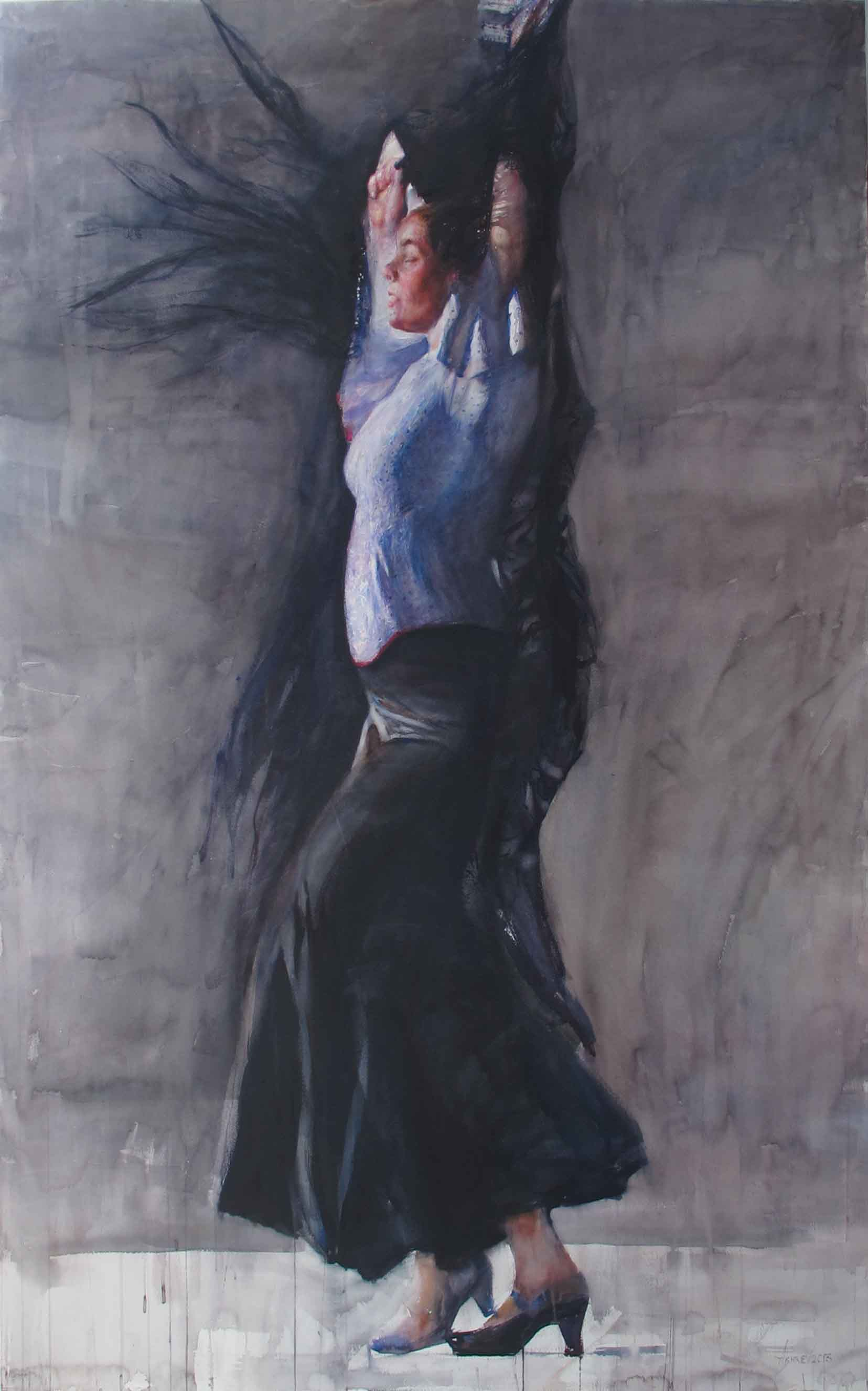 Marta: Nightbird by  Daud Akhriev - Masterpiece Online
