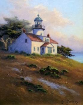 Asilomar Light  by  Sally  Jordan