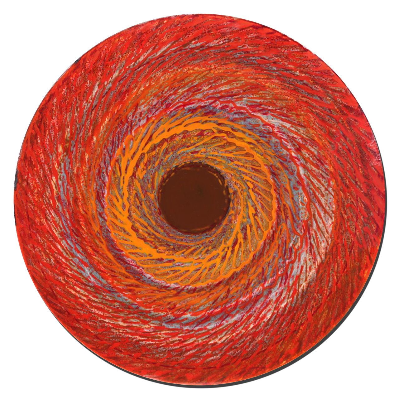 Reticulate Disc 9 by  warm  - Masterpiece Online