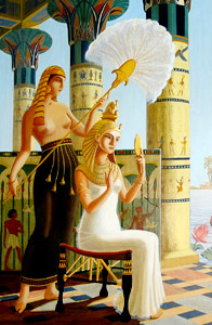 Egyptian Princess  by
