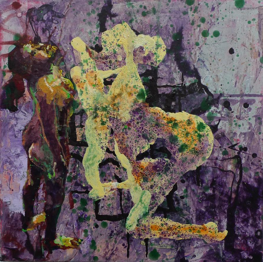 FIGURAS by Mr. ALBERTO  CASTRO LENERO - Masterpiece Online