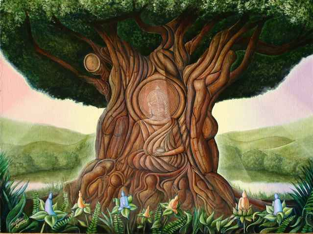 Tree of Life by  Matthew Smith - Masterpiece Online