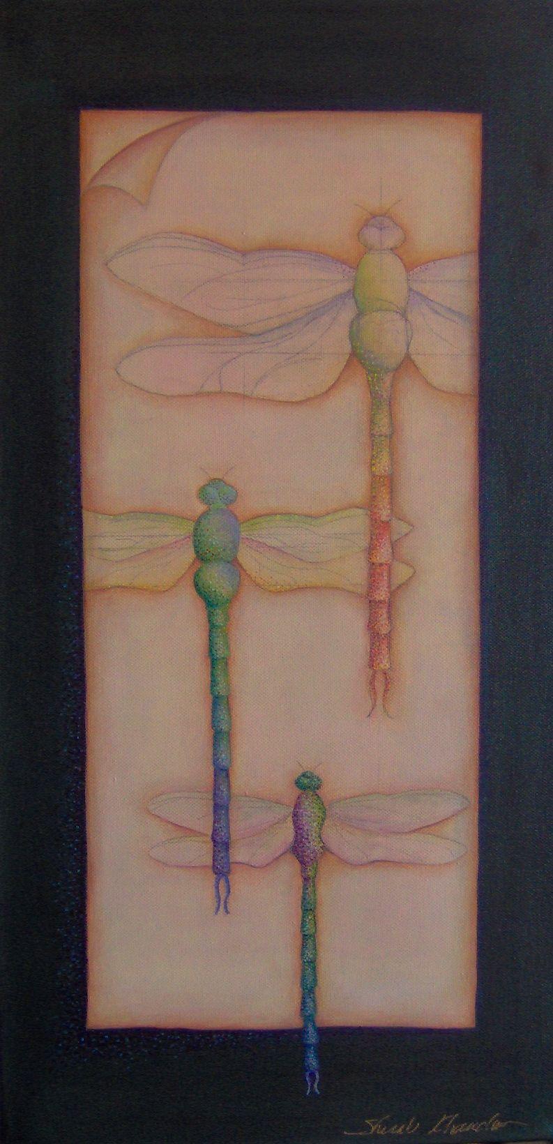 Breaking Free Original by  Sherab (Shey) Khandro - Masterpiece Online