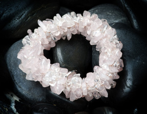 Rose Quartz Purify by  Mary Fisher - Masterpiece Online