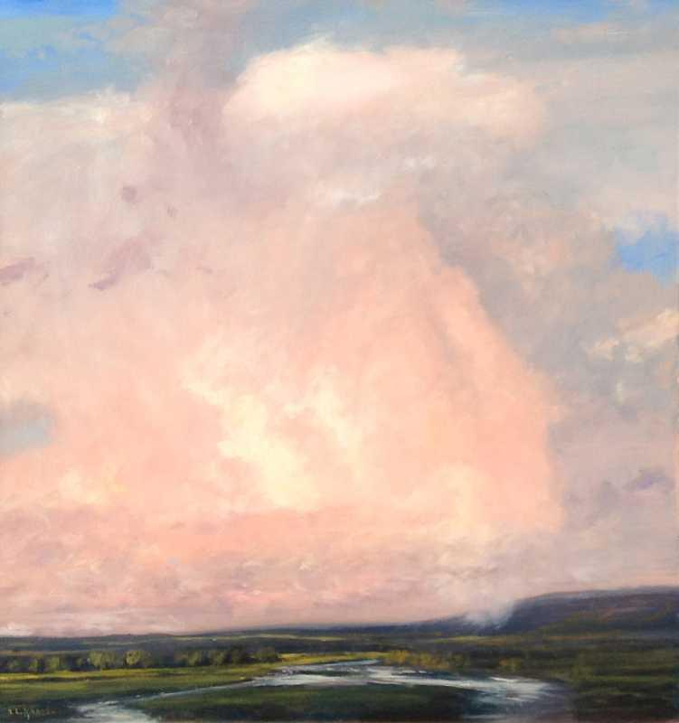 Thunderhead by  Raymond L. Knaub - Masterpiece Online