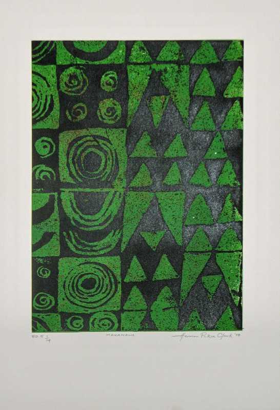 Makawalu Ed.5 Ed: 1/14 by  Herman Pi'ikea Clark - Masterpiece Online