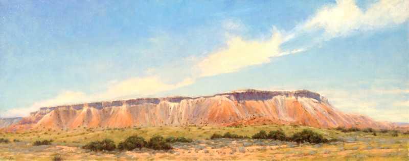 White Mesa by  Peter Hagen - Masterpiece Online