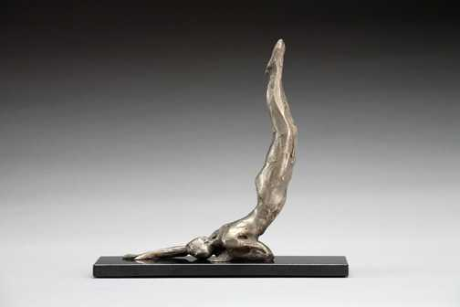 La Luna #2/31  (gold) by Ms. Jane DeDecker - Masterpiece Online