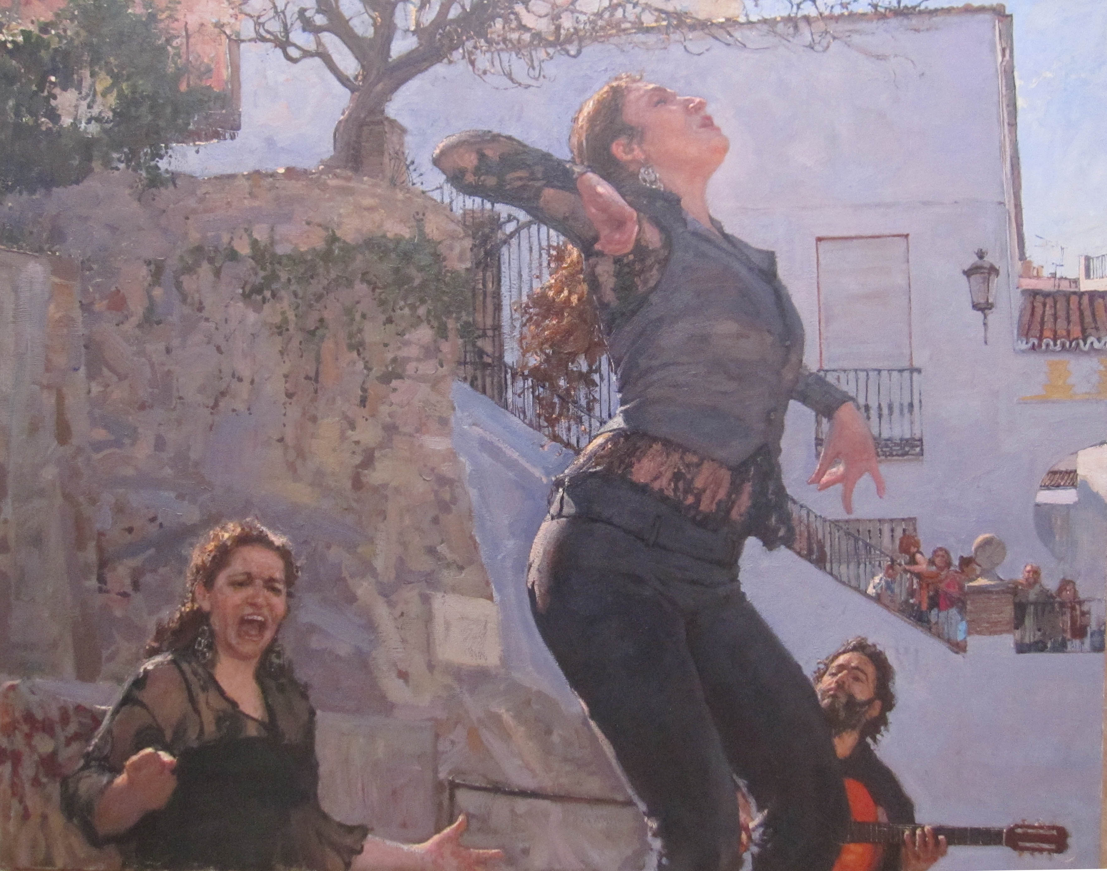 Crescendo by  Daud Akhriev - Masterpiece Online