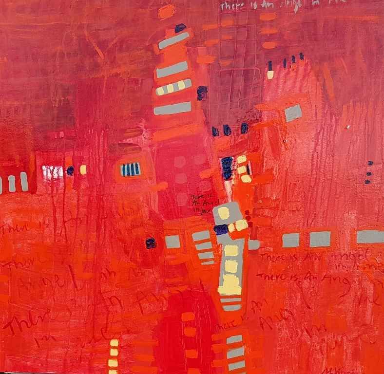 Red State by  Mila Kostic - Masterpiece Online