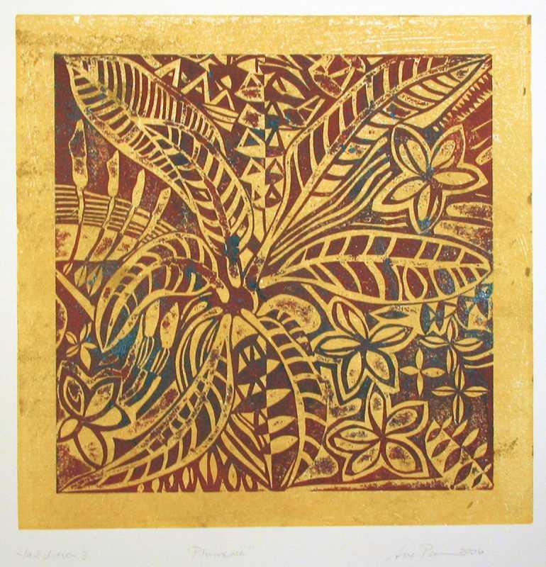 Plumeria Ed.3 Ed: 2/4 by  Sue Pearson - Masterpiece Online