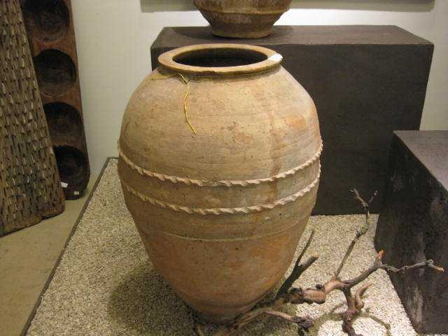 LRG TERRACOTA URN by    - Masterpiece Online
