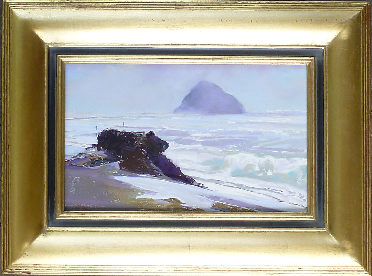 I Envy This Rock Wher... by  W. Truman Hosner - Masterpiece Online