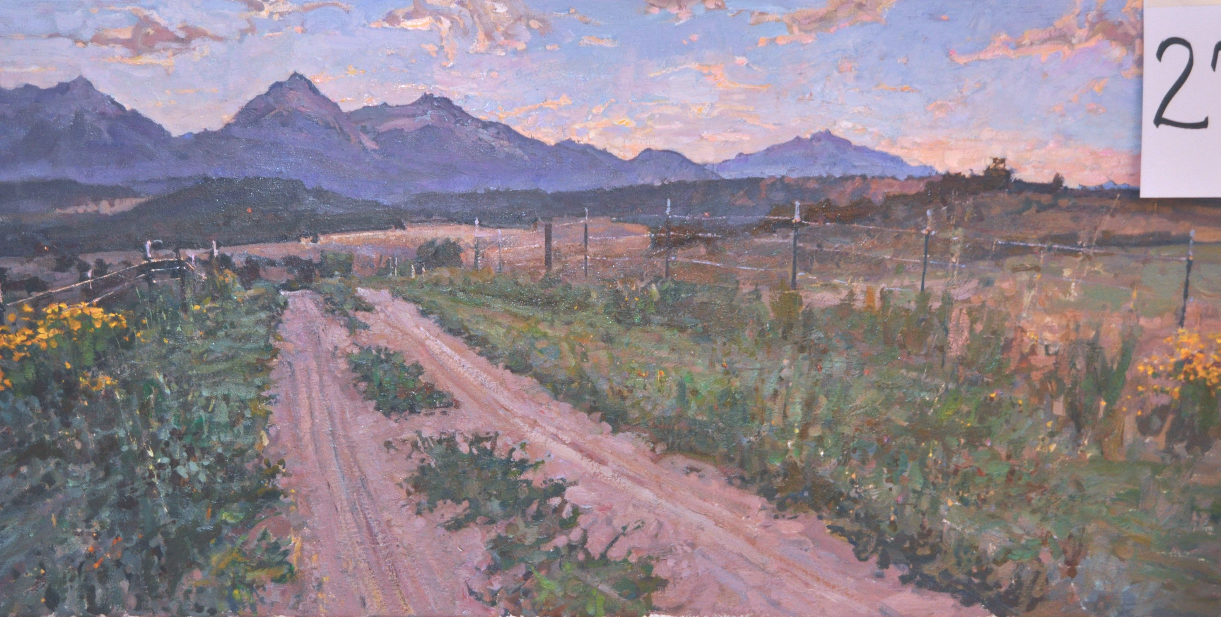 Cheri's Farm by  Daud Akhriev - Masterpiece Online