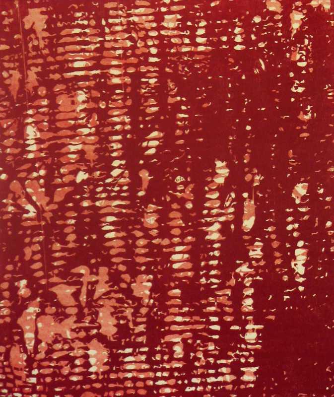 Ko'Eau I (Red) by  Abigail Romanchak - Masterpiece Online