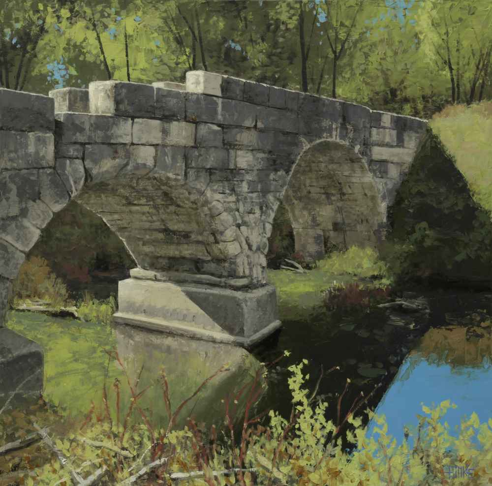 Diamond Creek Arches by  Brian Hinkle - Masterpiece Online