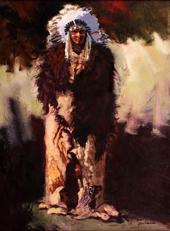 Two Bears by  Glen Edwards - Masterpiece Online