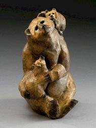 Mama Bear by  Eli Hopkins - Masterpiece Online