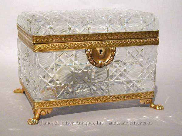 Large Crystal Box by  Continental  - Masterpiece Online
