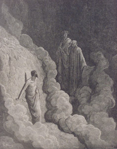 Now Who Art Thou  by  Gustave Dore