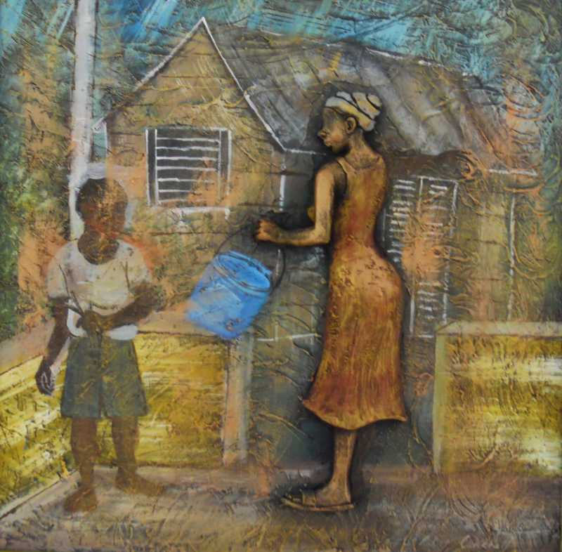 I need Water by Mr. Robert Campbell - Masterpiece Online