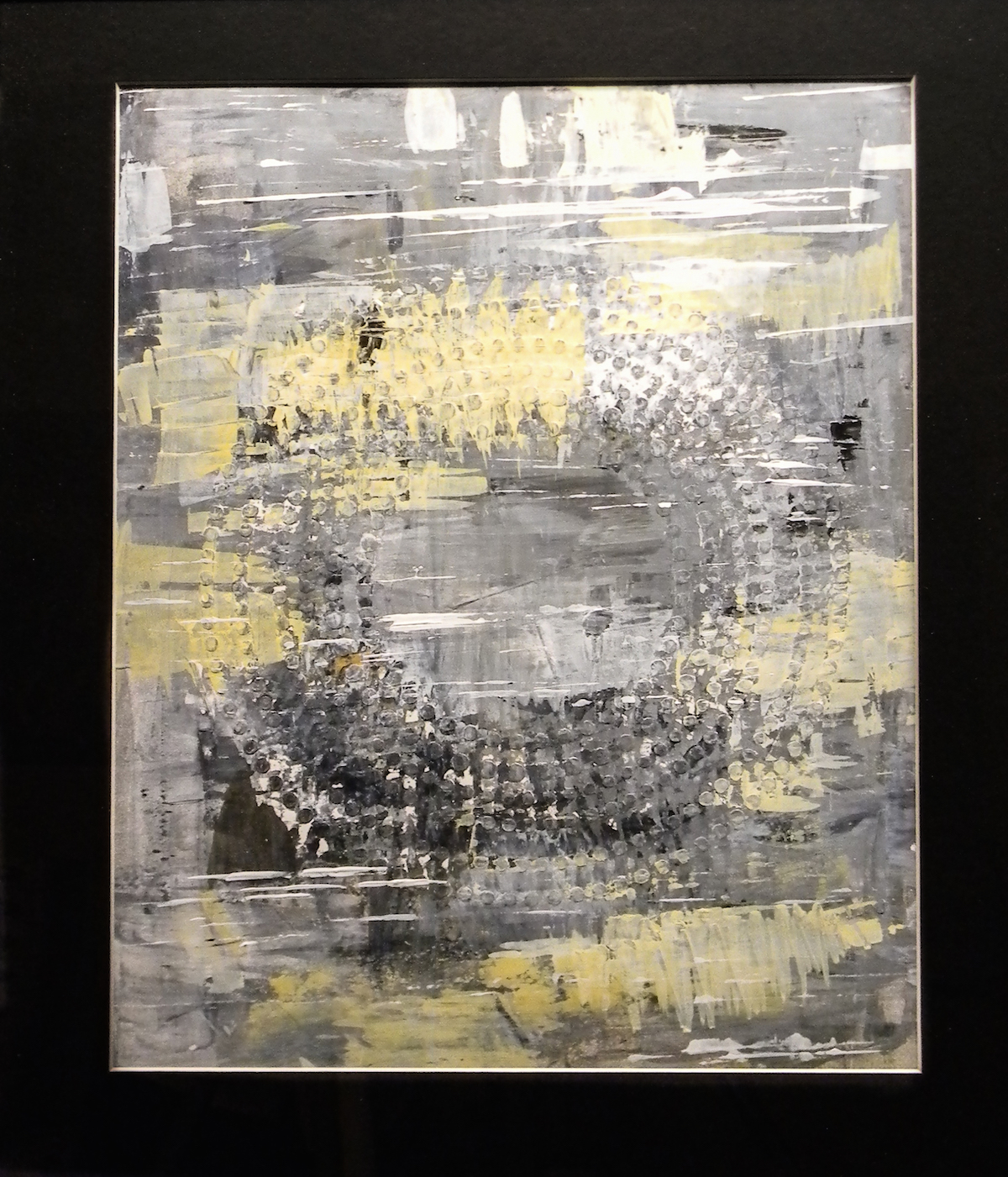 Study With Yellow #2 by  Mary Fisher - Masterpiece Online