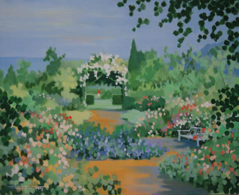Le Jardin by  Tanguy Le Roy - Masterpiece Online