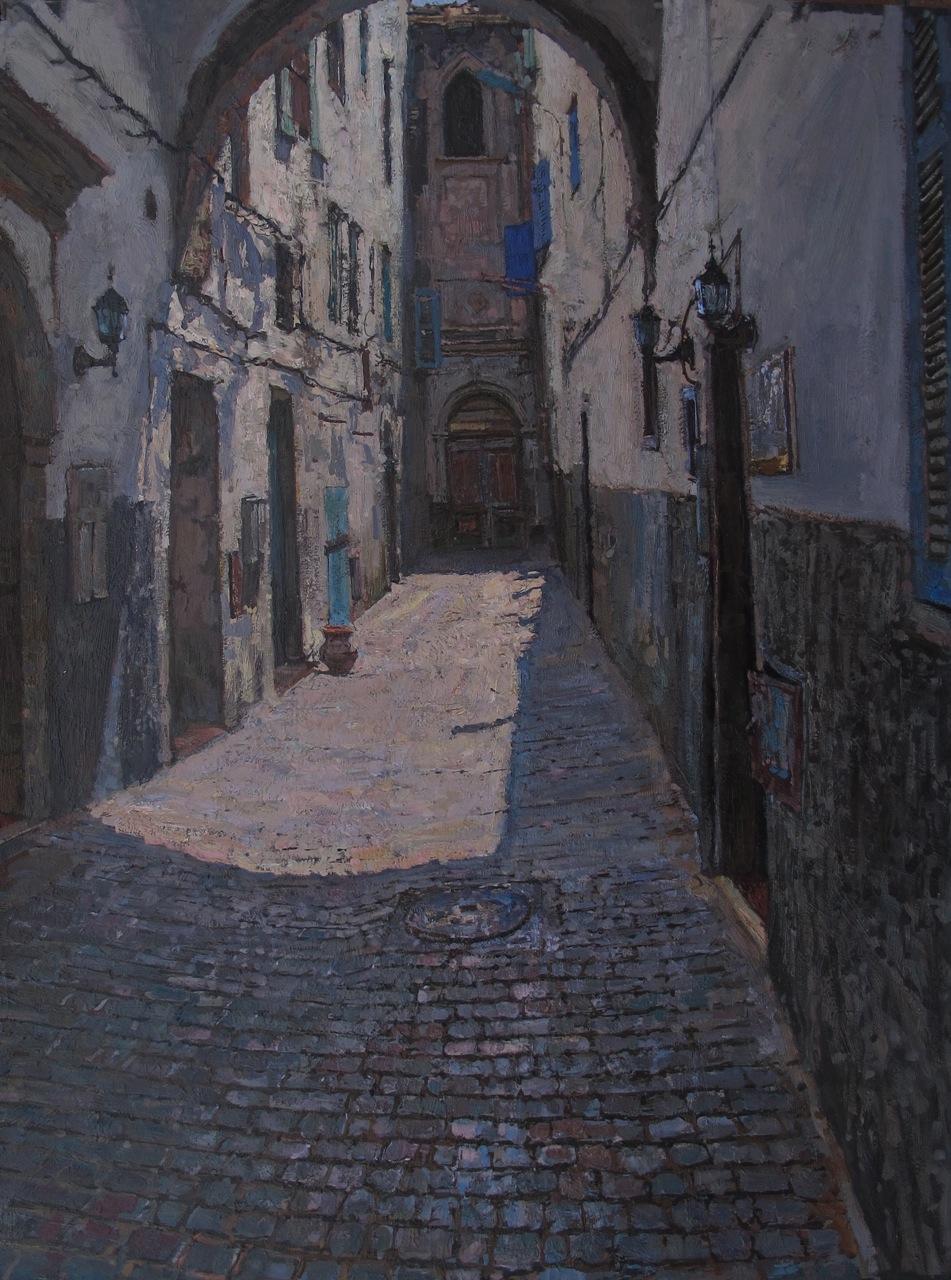 Light and Shadows by  Daud Akhriev - Masterpiece Online