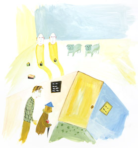 Go Away Means Scram A... represented  by  Maira Kalman